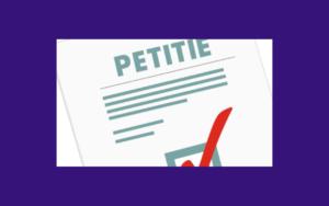 Lees meer over het artikel Vereiste stem waarde en aantal stemmers petitie ruimschoots bereikt – De Noodrem